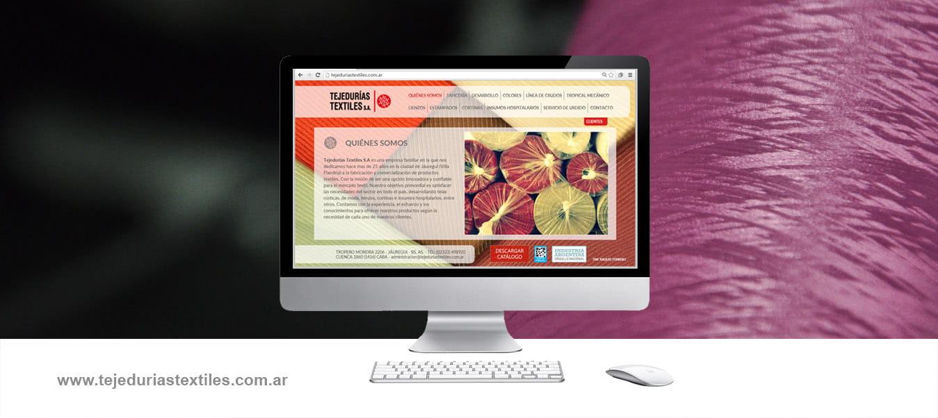 www.tejeduriastextiles.com.ar