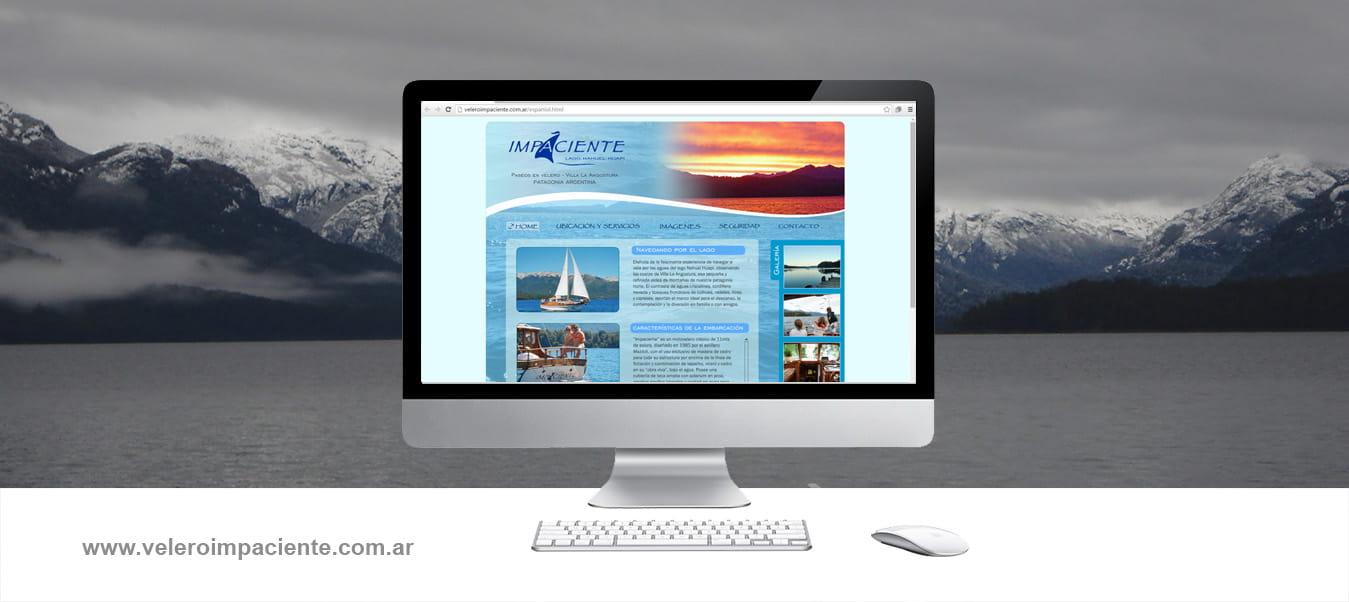 www.veleroimpaciente.com.ar